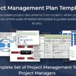 Project Management Plan Templates for Project Managers